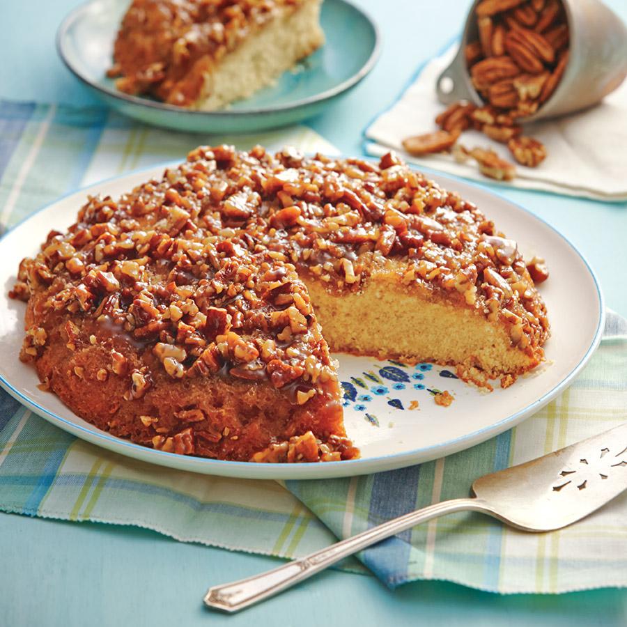 Iron Skillet Syrup Cake Recipes