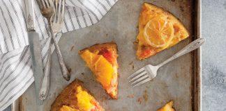 citrus upside down cake
