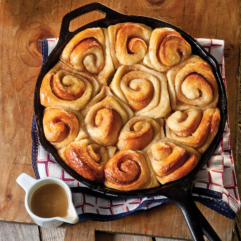 Old Fashioned Cinnamon Rolls Taste Of The South