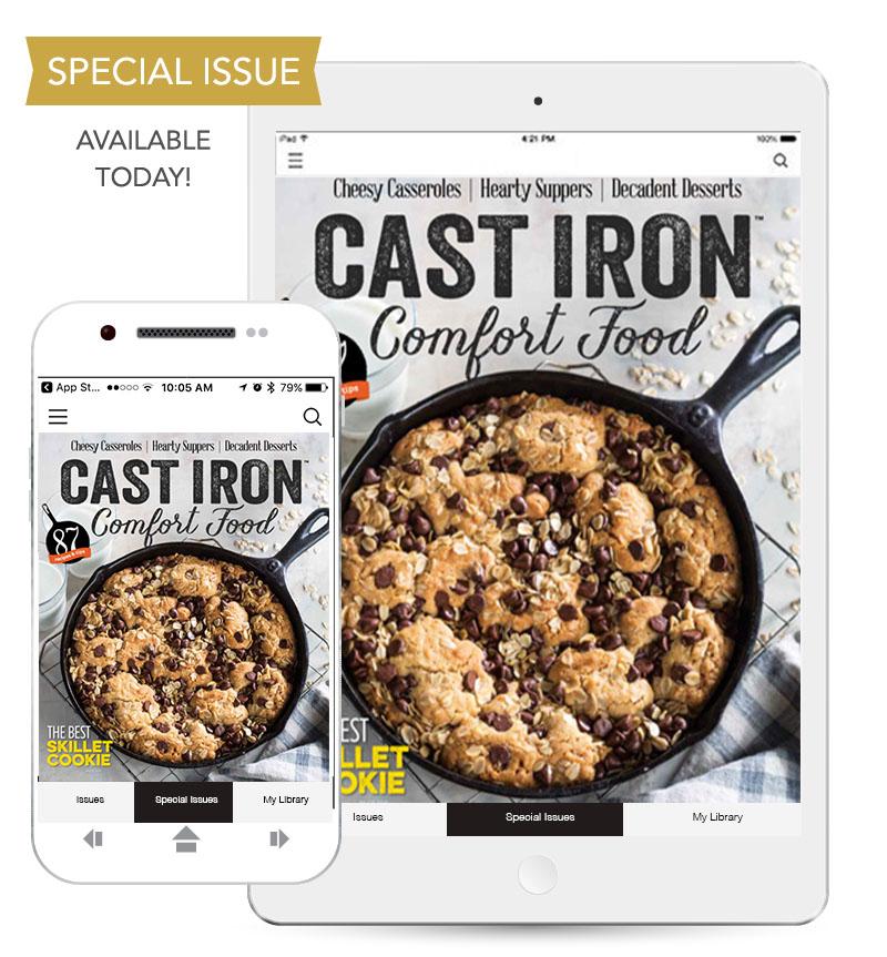 Southern Cast Iron Digital Edition Comfort Food