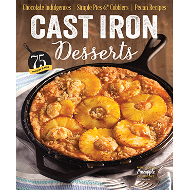 Cast Iron Desserts SIP 2016