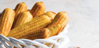 Classic Cornbread Sticks