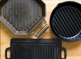 Respect Your Grill Pan