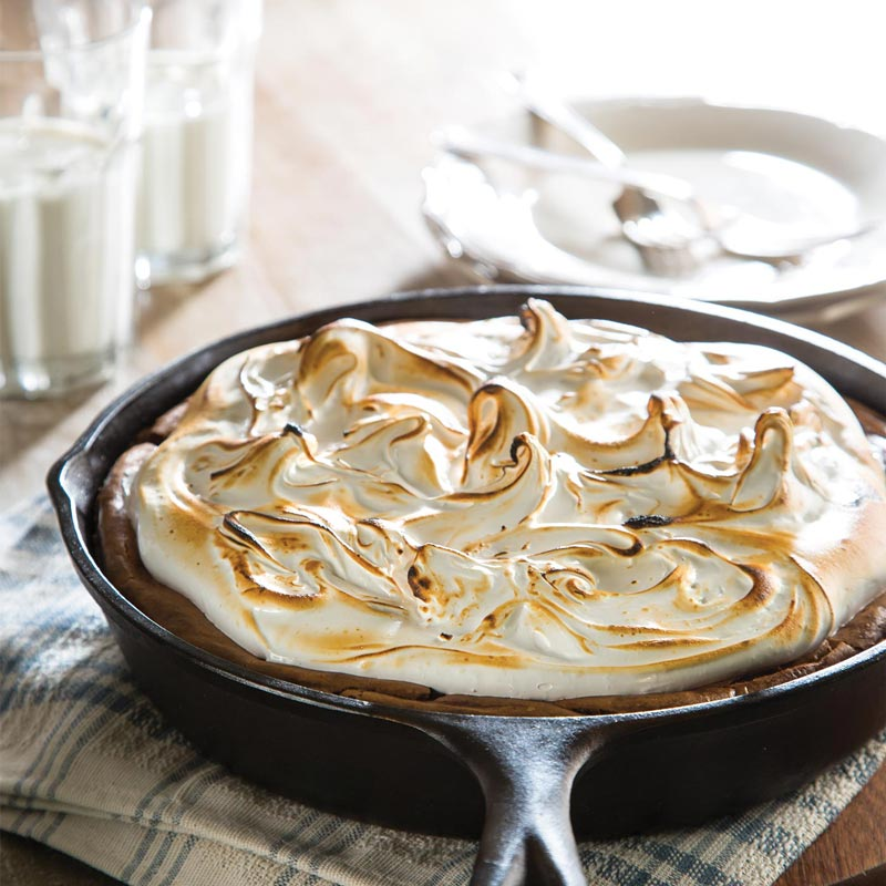 S'mores Cheesecake Pie