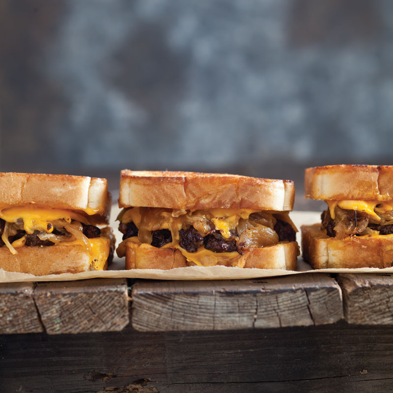 how to make a classic patty melt