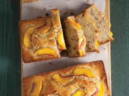 Peach-Pecan Quick Bread